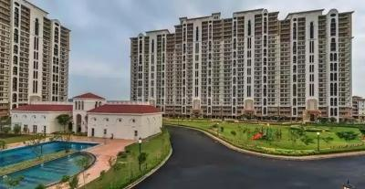 Gallery Cover Image of 3400 Sq.ft 3 BHK Villa for buy in DLF New Town Heights 3, Sector 91 for 24000000