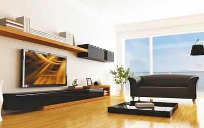 Gallery Cover Image of 1845 Sq.ft 3 BHK Apartment for buy in Vub Vama Paradise, Greater Khanda for 25000000
