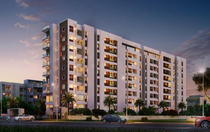 Project Image of 1548.0 - 1591.0 Sq.ft 3 BHK Apartment for buy in Sindur Pushpavanam