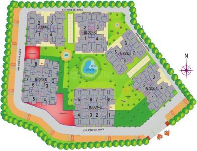 Project Image of 1120.0 - 1680.0 Sq.ft 2 BHK Apartment for buy in Proview Laboni