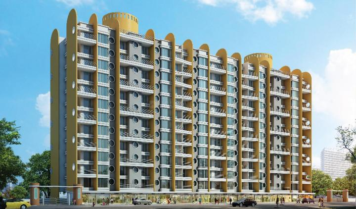 Project Image of 337.02 - 599.44 Sq.ft 1 BHK Apartment for buy in Tharwani Realty Ariana Phase III