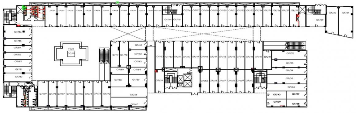 Project Image of 300.0 - 600.0 Sq.ft Shop Shop for buy in Paras Square Commercial