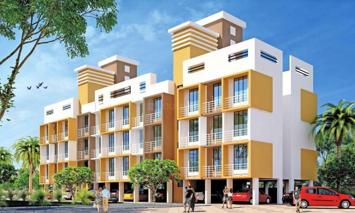 Project Image of 282.77 - 617.0 Sq.ft 1 BHK Apartment for buy in Vaastu Hill View Apartments