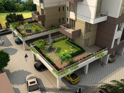Project Image of 1055.0 - 1060.0 Sq.ft 2 BHK Apartment for buy in Om Praangan