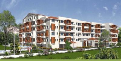 Gallery Cover Image of 1800 Sq.ft 3 BHK Apartment for rent in Nandi Sunrise Apartments, Mahadevapura for 23000