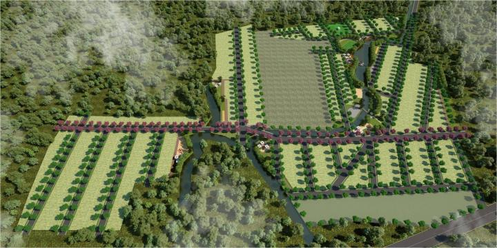 Project Image of 1200.0 - 2400.0 Sq.ft Residential Plot Plot for buy in SB Eco Springs