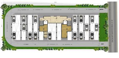 Project Image of 1015 - 1716 Sq.ft 2 BHK Apartment for buy in Etica Developers Kalathmika
