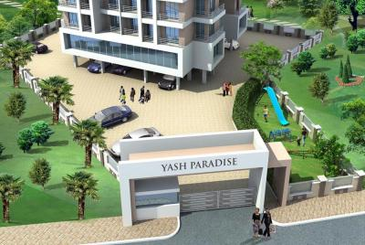 Project Image of 329.0 - 531.0 Sq.ft 1 BHK Apartment for buy in Yash Paradise