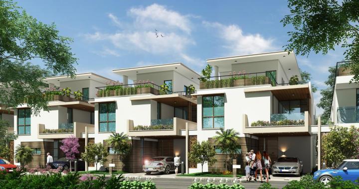 Project Image of 2590.0 - 4095.0 Sq.ft 4 BHK Villa for buy in Dwarakamai Apex Villas