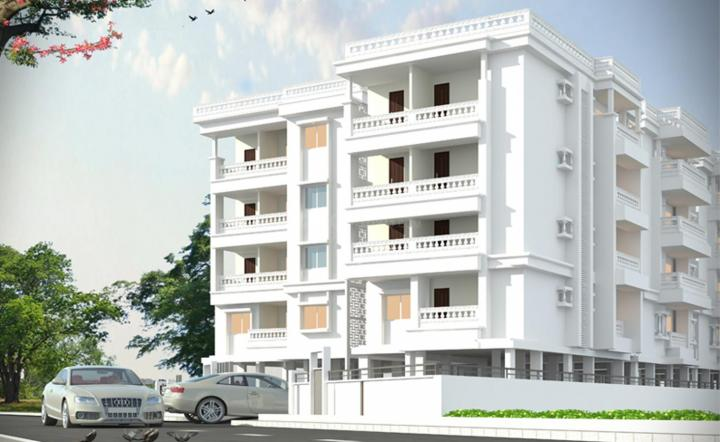 Project Image of 1040.0 - 1545.0 Sq.ft 2 BHK Apartment for buy in S And M SM Zinnia