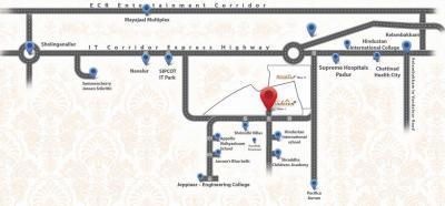 Project Image of 630.0 - 1376.0 Sq.ft Residential Plot Plot for buy in Jansen Brindavan