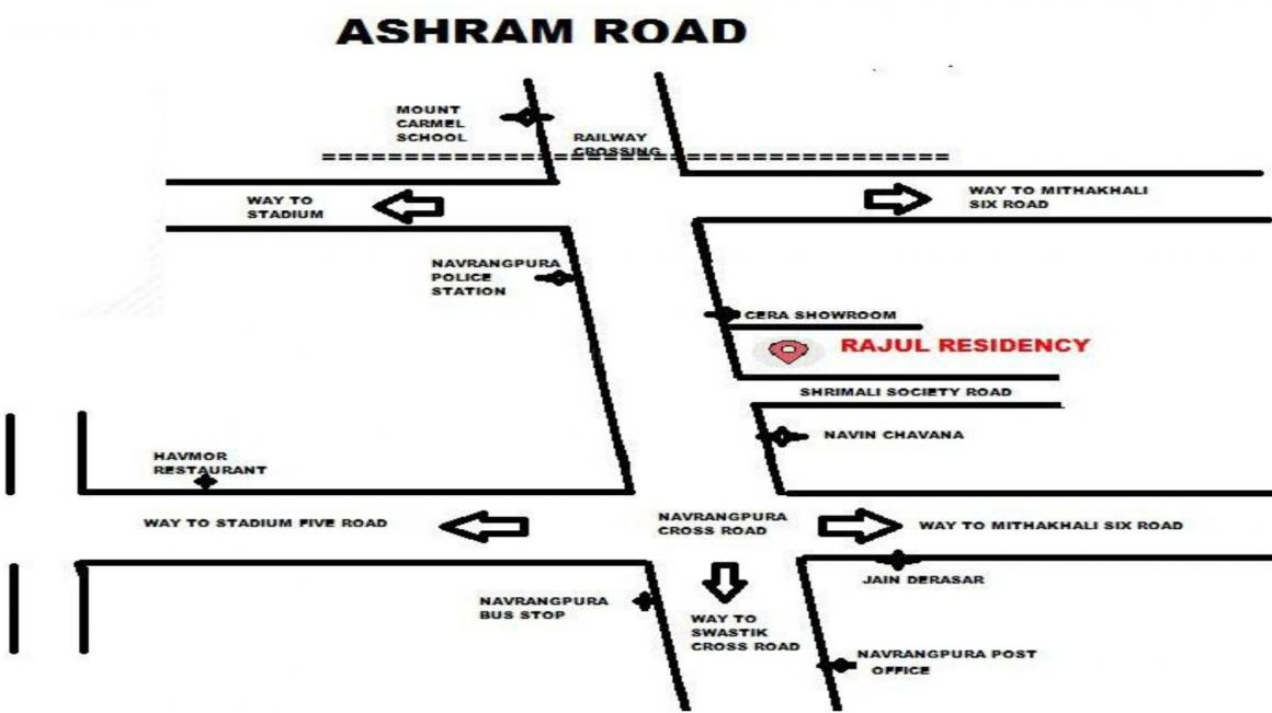 Project Image of 1196.19 - 1198.45 Sq.ft 3 BHK Apartment for buy in Lilamani Rajul Residency