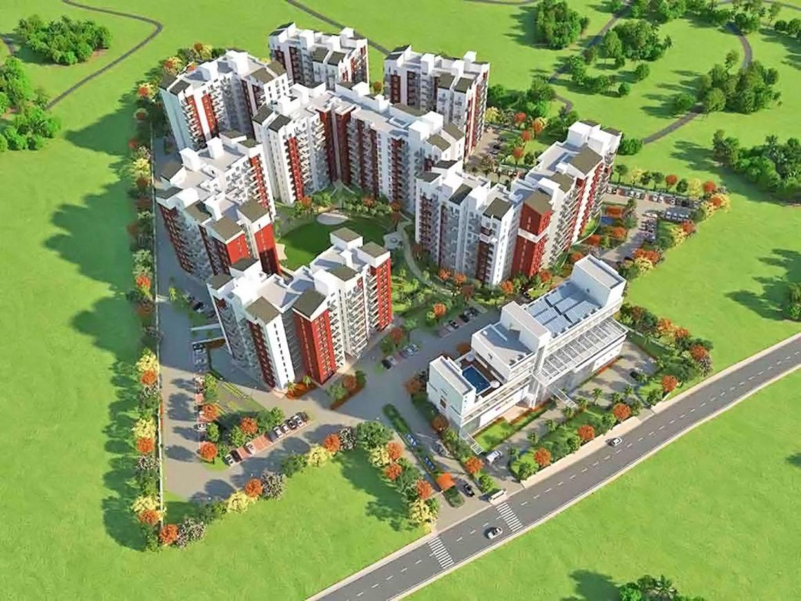 Project Image of 345.09 - 1494.68 Sq.ft 1 BHK Apartment for buy in Gagan Nulife Phase 1
