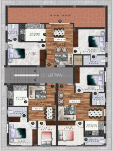 Project Image of 500.0 - 1120.0 Sq.ft 1 BHK Apartment for buy in Viva Vion