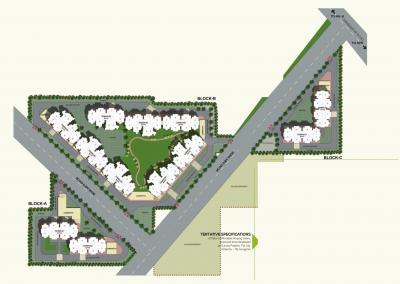 सनसिटी एवेन्यू 76 में खरीदने के लिए 582.33 - 635.08 Sq.ft 2 BHK अपार्टमेंट प्रोजेक्ट  की तस्वीर