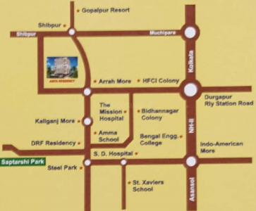 Project Image of 1010.0 - 1360.0 Sq.ft 2 BHK Apartment for buy in Anita Residency