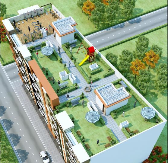 Project Image of 905.0 - 1200.0 Sq.ft 2 BHK Apartment for buy in Gayatri Vatika