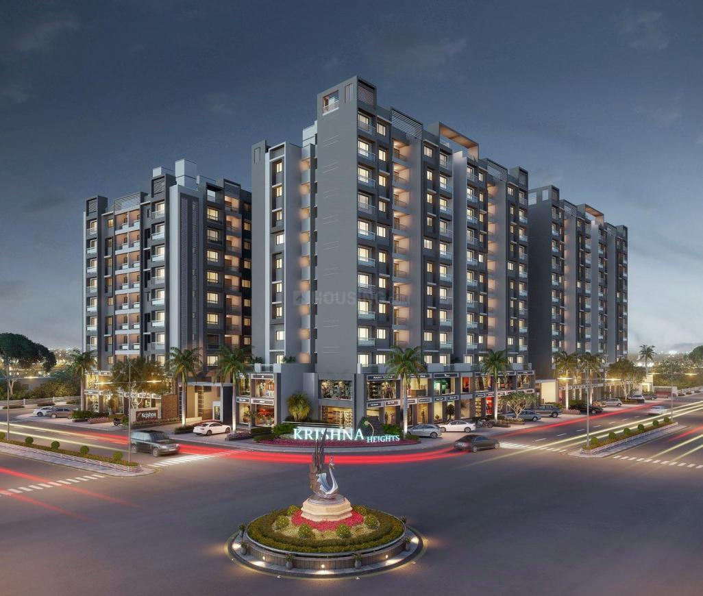 Project Image of 1062.0 - 1593.0 Sq.ft 2 BHK Apartment for buy in Krishna Krishna Heights