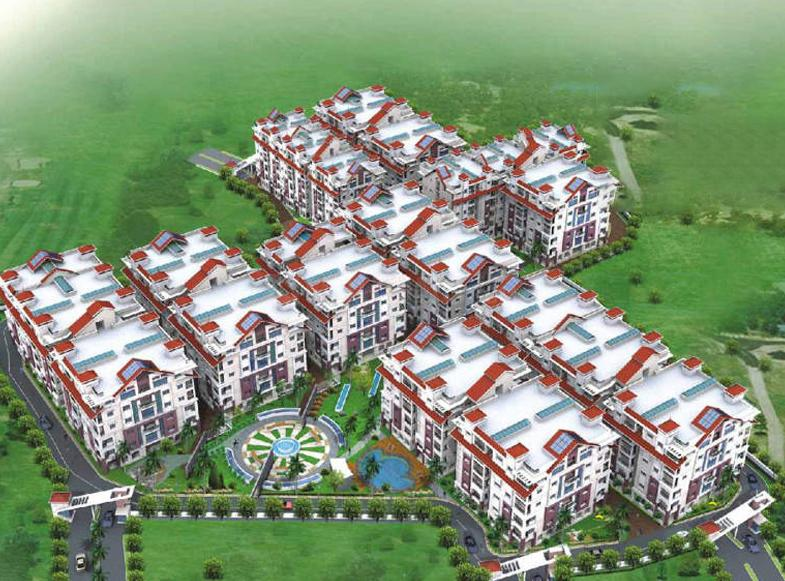 Project Image of 910.0 - 2100.0 Sq.ft 2 BHK Apartment for buy in Lakshmi Arcade Spoorthy