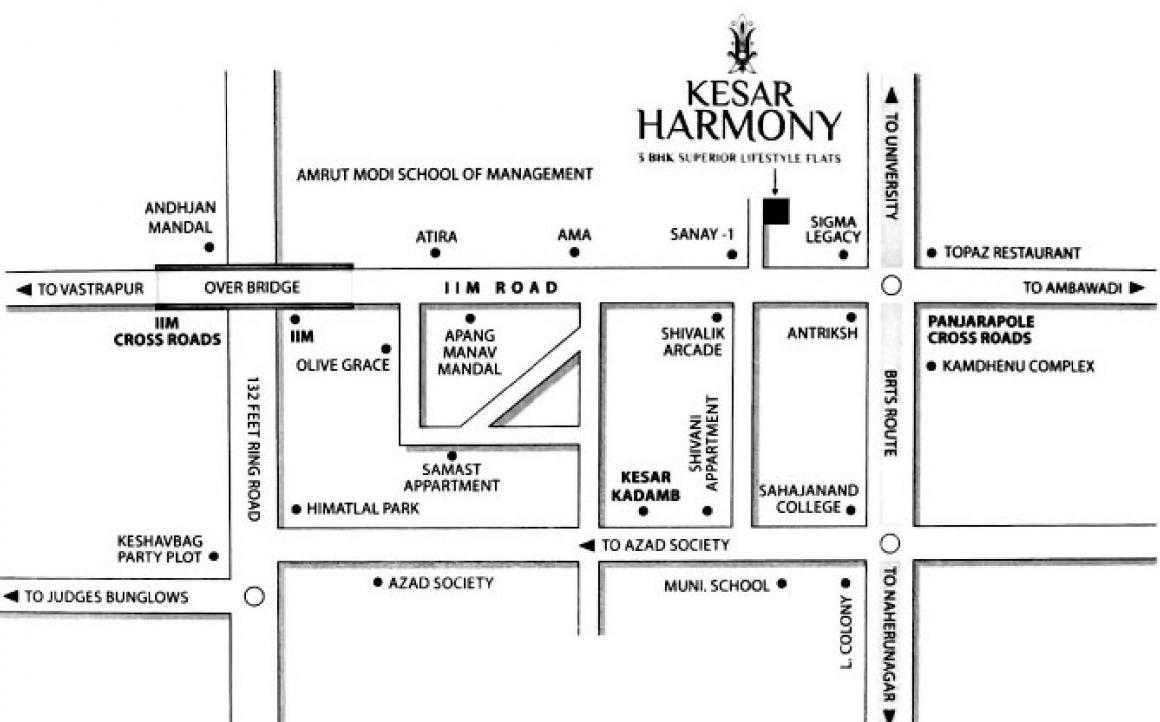 Vallabh Kesar Harmony In University Area Ahmedabad By Wiring Diagram Price On Request