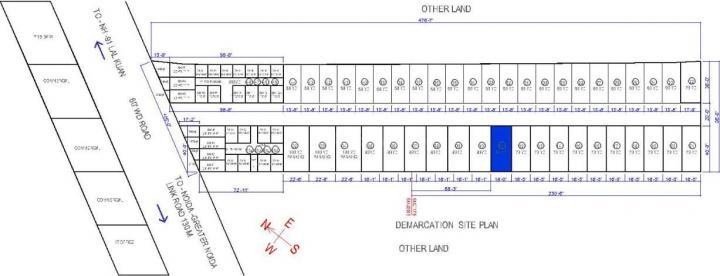 Project Image of 450.0 - 1820.0 Sq.ft Residential Plot Plot for buy in Sanskriti Garden 2