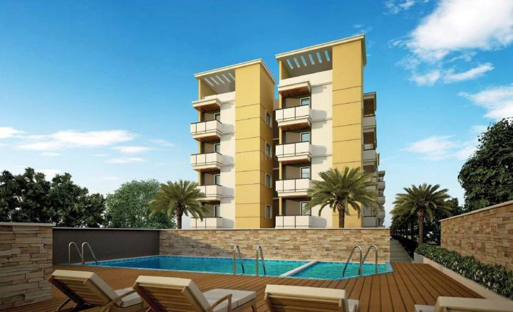 Project Image of 955.0 - 1365.0 Sq.ft 2 BHK Apartment for buy in Shabari SS South Crest