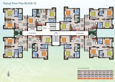 Project Image of 448.0 - 986.0 Sq.ft 1 BHK Apartment for buy in Magnolia Fantasia Phase II