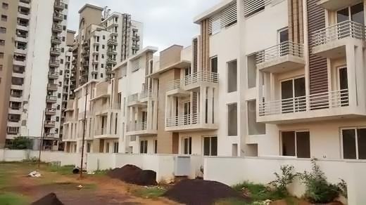 Project Image of 1251.0 - 1851.0 Sq.ft 3 BHK Apartment for buy in Courtyard