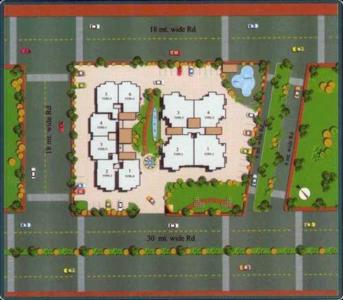Project Image of 1180.0 - 2043.0 Sq.ft 2 BHK Apartment for buy in JKG Heights