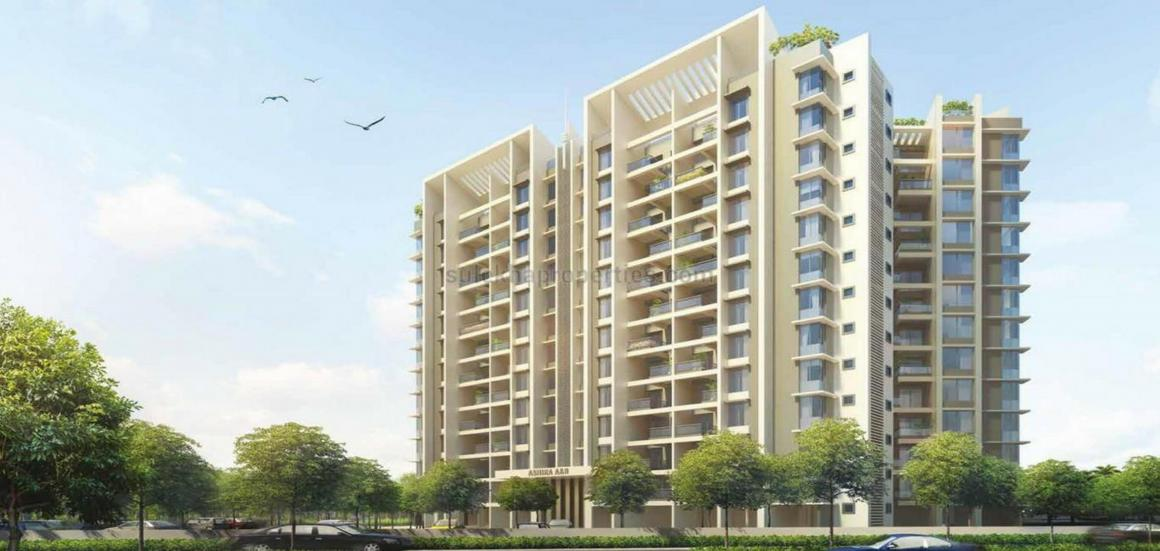 Project Image of 286.32 - 914.29 Sq.ft 1 RK Apartment for buy in Siddhashila Eela Phase I