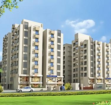 Project Image of 720.0 - 1143.0 Sq.ft 1 BHK Apartment for buy in Trilokesh Infrastructure Riverside Park