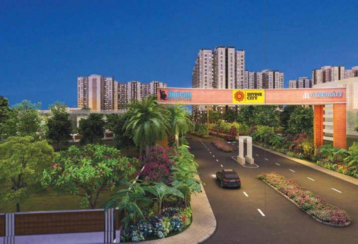 Project Image of 817.0 - 1285.0 Sq.ft 2 BHK Apartment for buy in Shriram Divine City