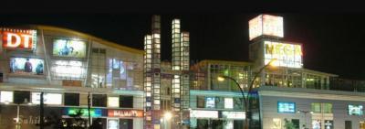 डीएलएफ़ मेगा मॉल में खरीदने के लिए 300 - 2700 Sq.ft Shop शॉप प्रोजेक्ट  की तस्वीर