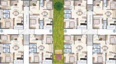 Project Image of 0 - 1125 Sq.ft 2 BHK Apartment for buy in RSRPPL Sai Spoorthy Avenue