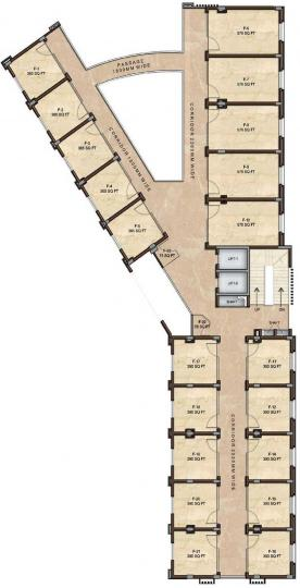 Project Image of 250.0 - 590.0 Sq.ft Shop Shop for buy in RPS Central