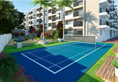 Project Image of 1155.0 - 1525.0 Sq.ft 2 BHK Apartment for buy in CJN Sai Fortune