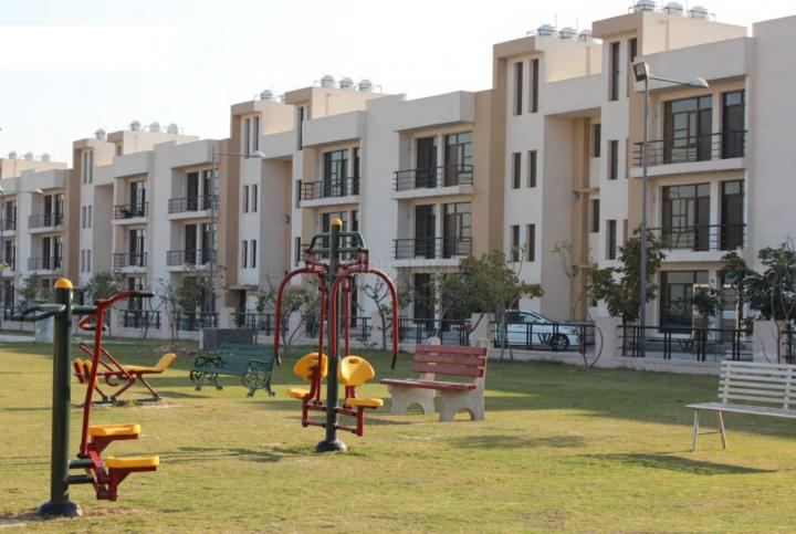 Project Image of 930.0 - 1855.0 Sq.ft 2 BHK Apartment for buy in UCHDPL Wave Floors