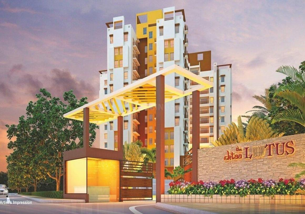 Project Image of 707.0 - 922.0 Sq.ft 2 BHK Apartment for buy in The Ektaa Lotus