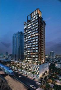 Gallery Cover Image of 450 Sq.ft 1 BHK Apartment for rent in Parel for 40000