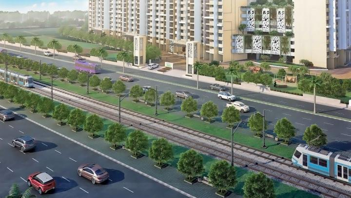 Project Image of 733.0 - 1070.0 Sq.ft 2 BHK Apartment for buy in Indiabulls Park 2