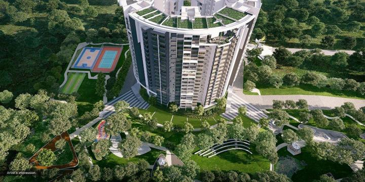 Project Image of 1483.0 - 3346.0 Sq.ft 3 BHK Apartment for buy in Godrej Reflections
