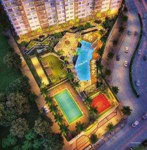 Project Image of 550.0 - 668.0 Sq.ft 2 BHK Apartment for buy in Romell Trimurti CHSL Phase II 16th To 18th Floor