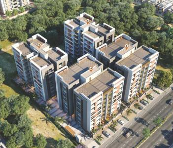 Project Image of 856.59 - 1141.62 Sq.ft 3 BHK Apartment for buy in Shreeji Star
