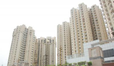 Gallery Cover Image of 408 Sq.ft 1 RK Apartment for buy in Urbtech Xaviers, Sector 168 for 2200000