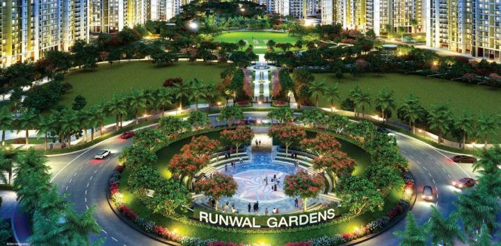 Project Image of 352.0 - 918.0 Sq.ft 1 BHK Apartment for buy in Runwal Gardens Phase 2 Bldg No 18 To 23