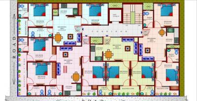 Project Image of 800.0 - 1000.0 Sq.ft 2 BHK Apartment for buy in Redsquare Homes