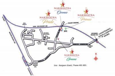 Project Image of 292.0 - 472.0 Sq.ft 1 BHK Apartment for buy in JSB Nakshatra Pride I