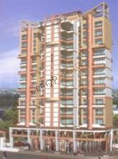 Gallery Cover Image of 1180 Sq.ft 2 BHK Apartment for rent in Basil Tower, Kamothe for 14000