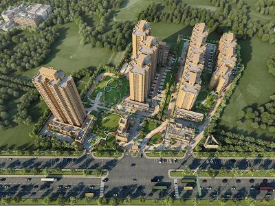 Project Image of 581.0 - 598.0 Sq.ft 2 BHK Apartment for buy in Signature Global Global Proxima II