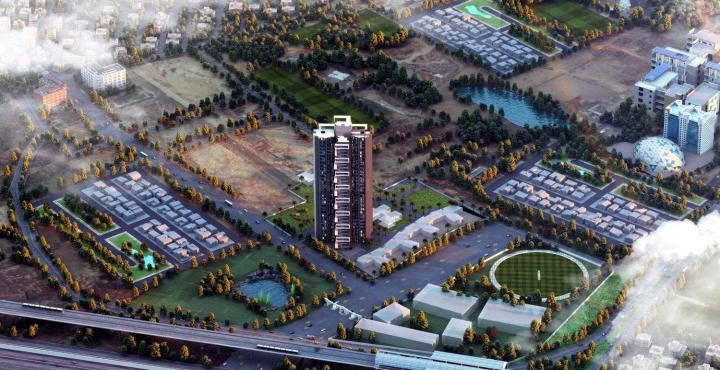 Project Image of 1225.0 - 1835.0 Sq.ft 2 BHK Apartment for buy in  Alpha Heights